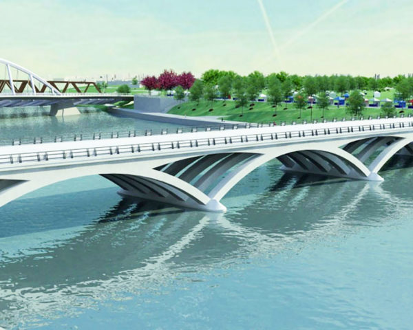 structural engineering,durable bridges, disaster proof design, optimal arch, wanda lewis, university of warwick, indestructible bridge, bridge biomimicry