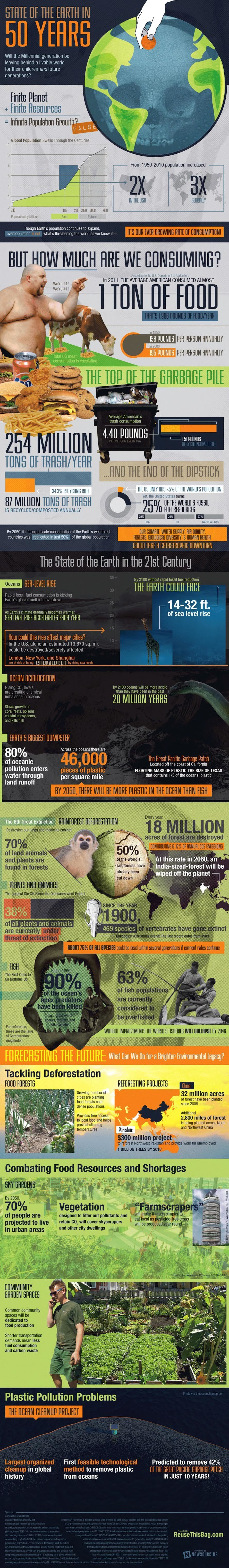 ReuseThisBag, climate change, infographic, sea level rise, reader submitted content