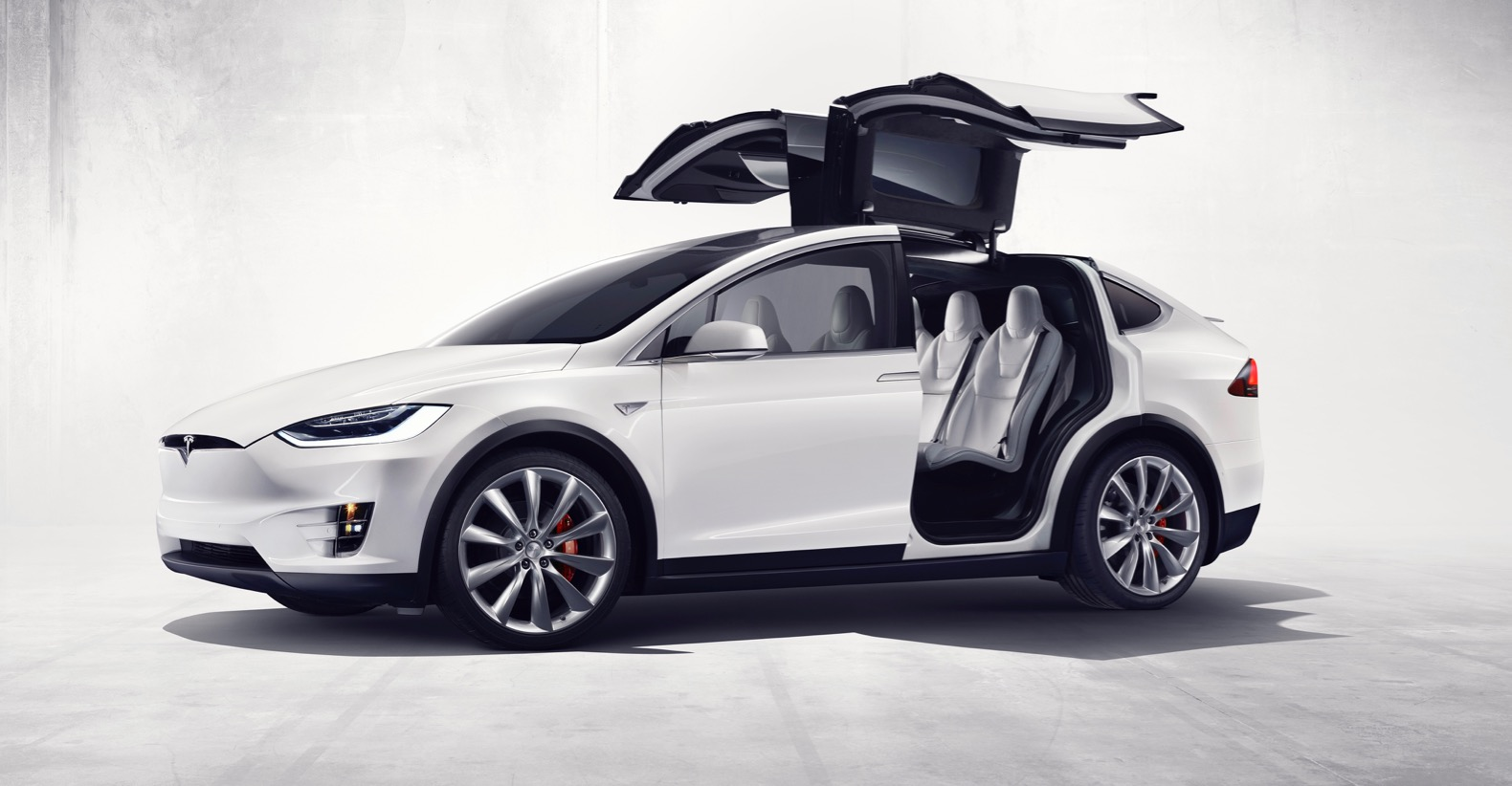 Tesla Launches Er Model X 60d Electric Suv