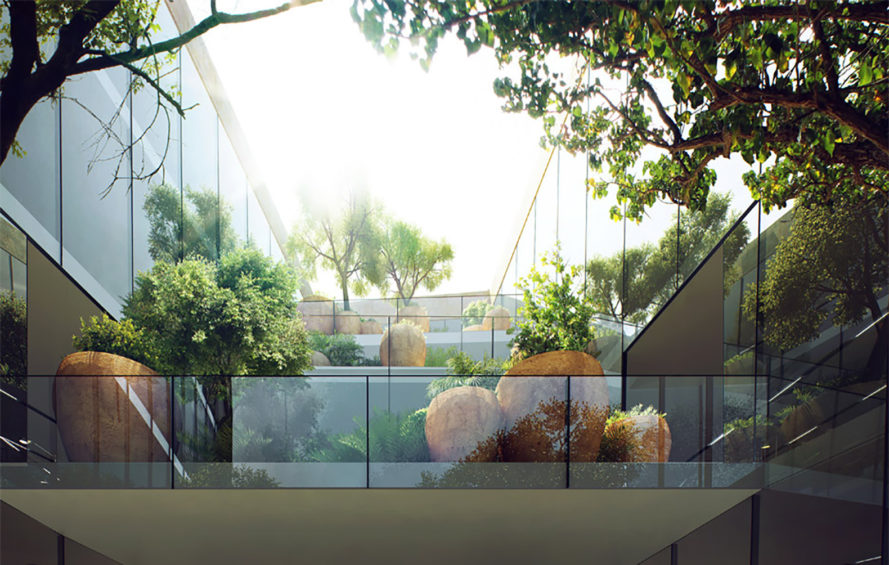 Banque Libano Francaise headquarters by Snøhetta, Snøhetta Beirut project, Snøhetta competition winning, Snøhetta sustainability, sustainable Beirut building, bank design in Lebanon, bank architecture lebanon
