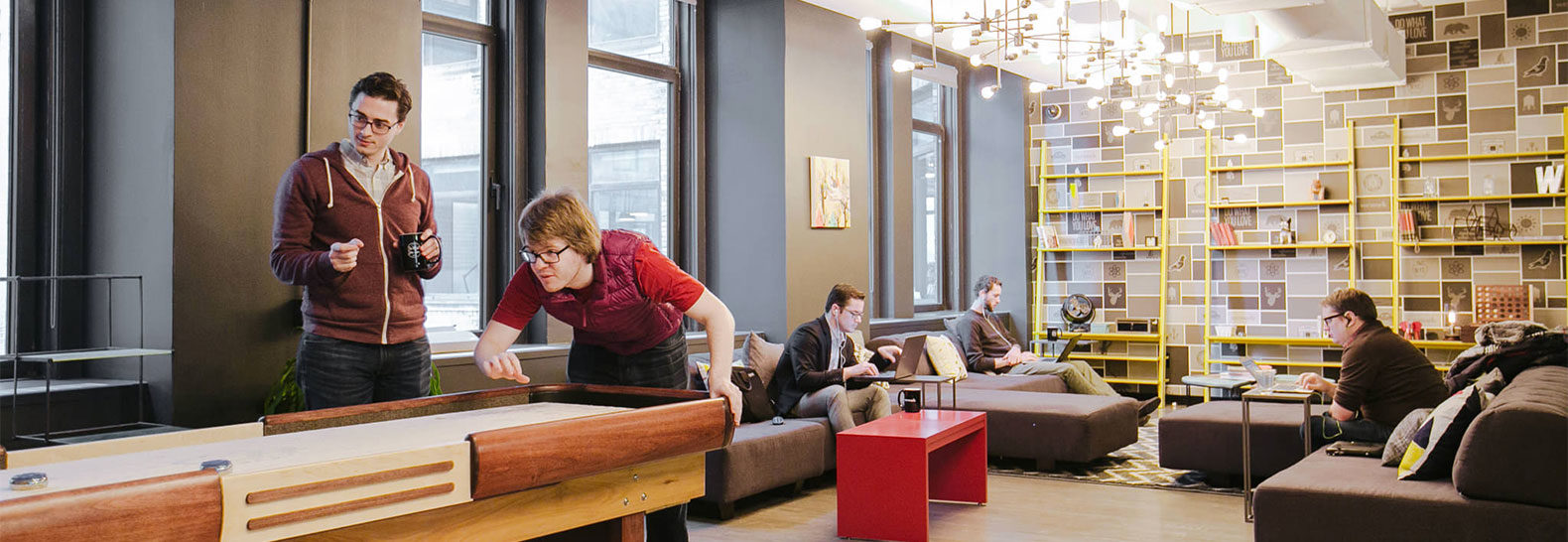 How To Design Spaces For People With >> 10 Brilliant Communal Designs Helping People Work And Live