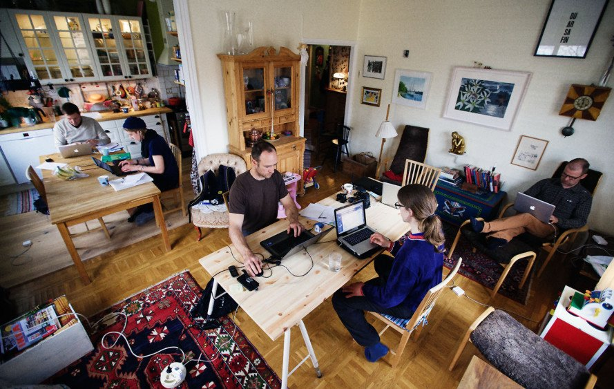 Hoffice, Sweden, home office, home work space, shared space, shared spaces, home, homes, apartment, apartments, free co-working space, free co-working office, co-work, co-working, co-working space, co-working office, cowork, coworking, coworking office, coworking space, office, office space, work space