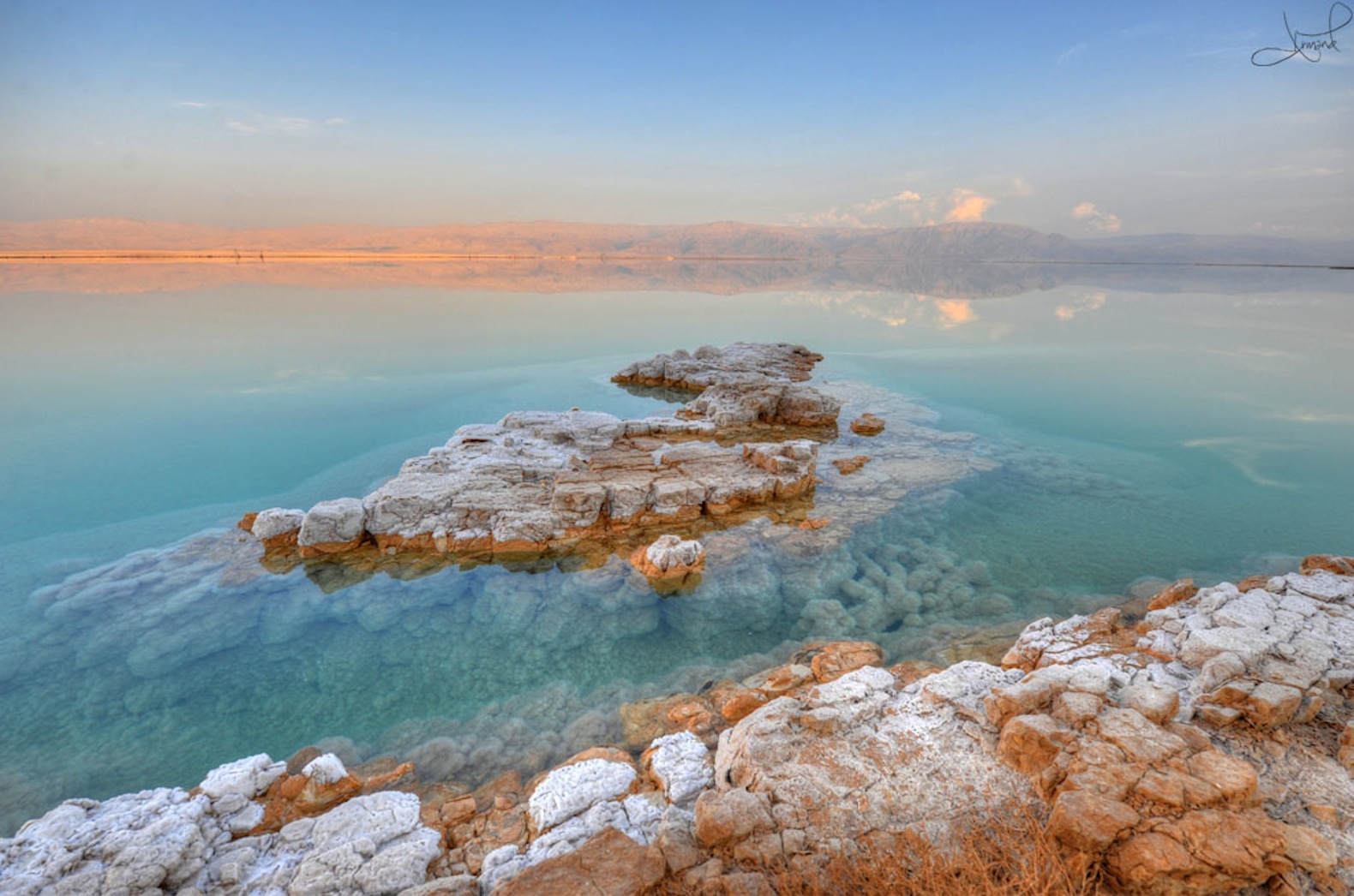 New chemical-free desalination tech helps bring water surplus to Israel
