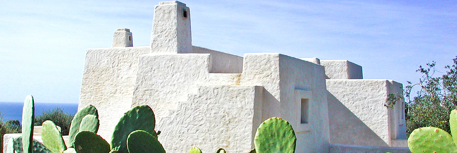 This Sustainable Bioclimatic Home Is Made Of Volcanic Ash And Prickly Pear  Fibers