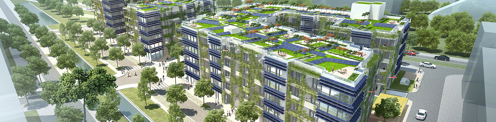 Germany Is Building Worldu0027s Largest Passive Housing Complex