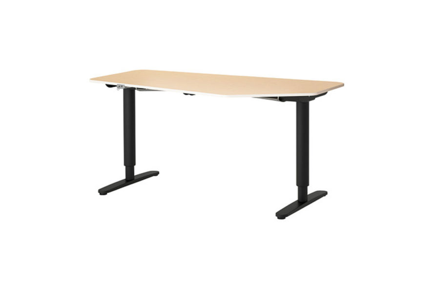 IKEA back to school, back to school furniture, back to school dorm, back to school ideas, dorm ideas, IKEA dorm furniture, IKEA dorm, IKEA standing desk, IKEA desk, IKEA BEKANT, BEKANT standing desk