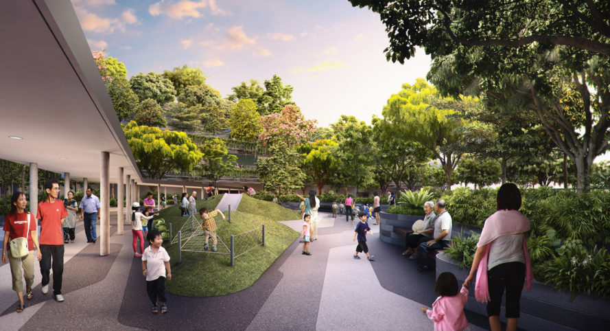 This Nature Filled Community Is A Smart Housing Solution