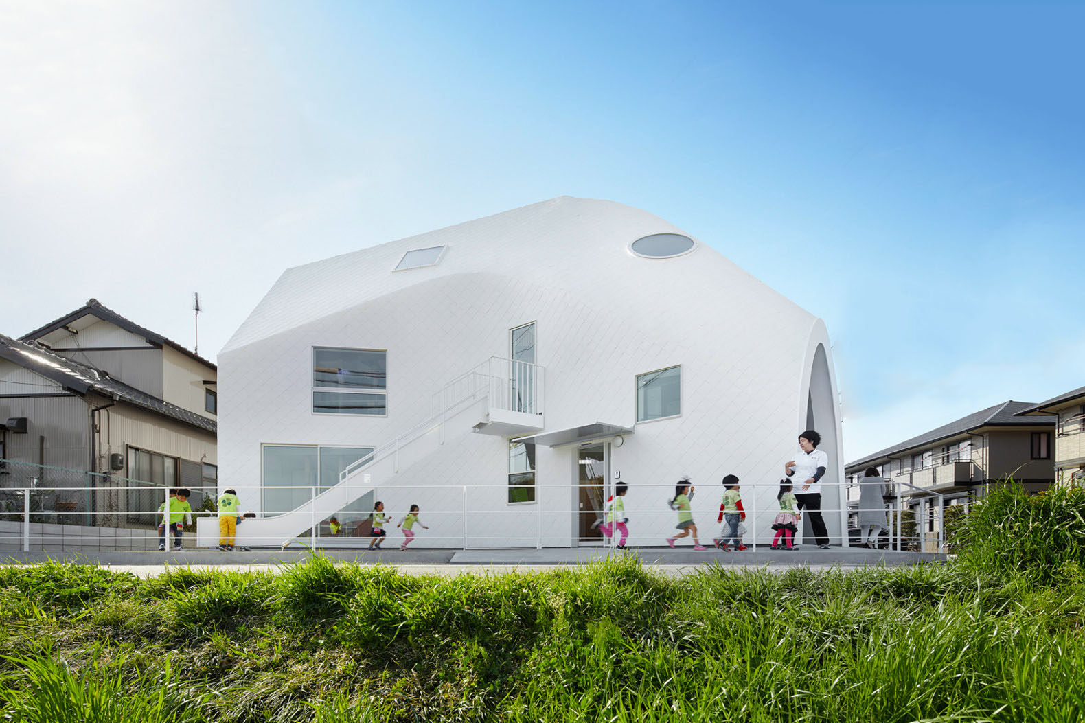 Kindergarten | Inhabitat - Green Design, Innovation, Architecture ...