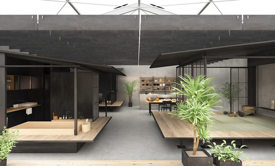 Atelier Bow Wow Muji Tanada Terrace Office House Vision
