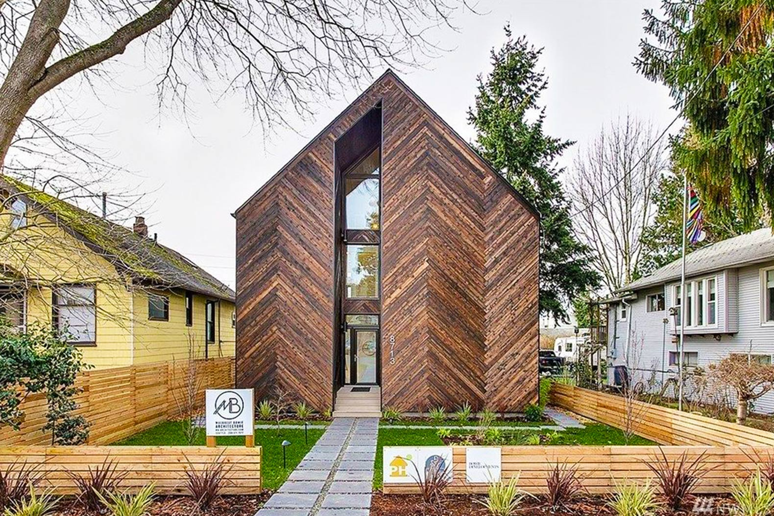 Seattleu0027s Palatine Passive House Consumes 90% Less Energy Than A  Conventional Home