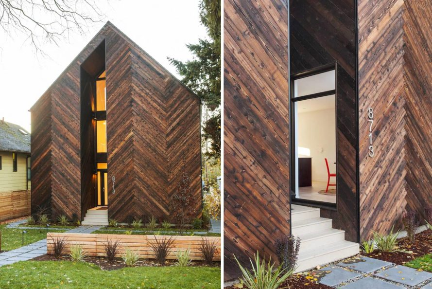 Seattle S Palatine Passive House Consumes 90 Less Energy