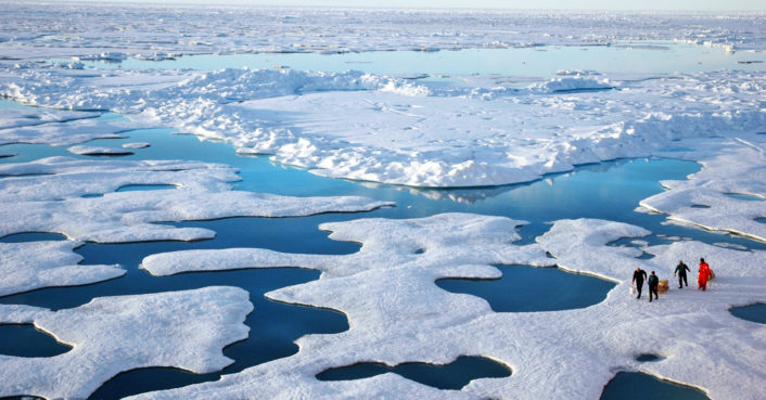 """World's leading sea ice expert warns the """"Arctic death spiral"""" will make global warming even worse"""