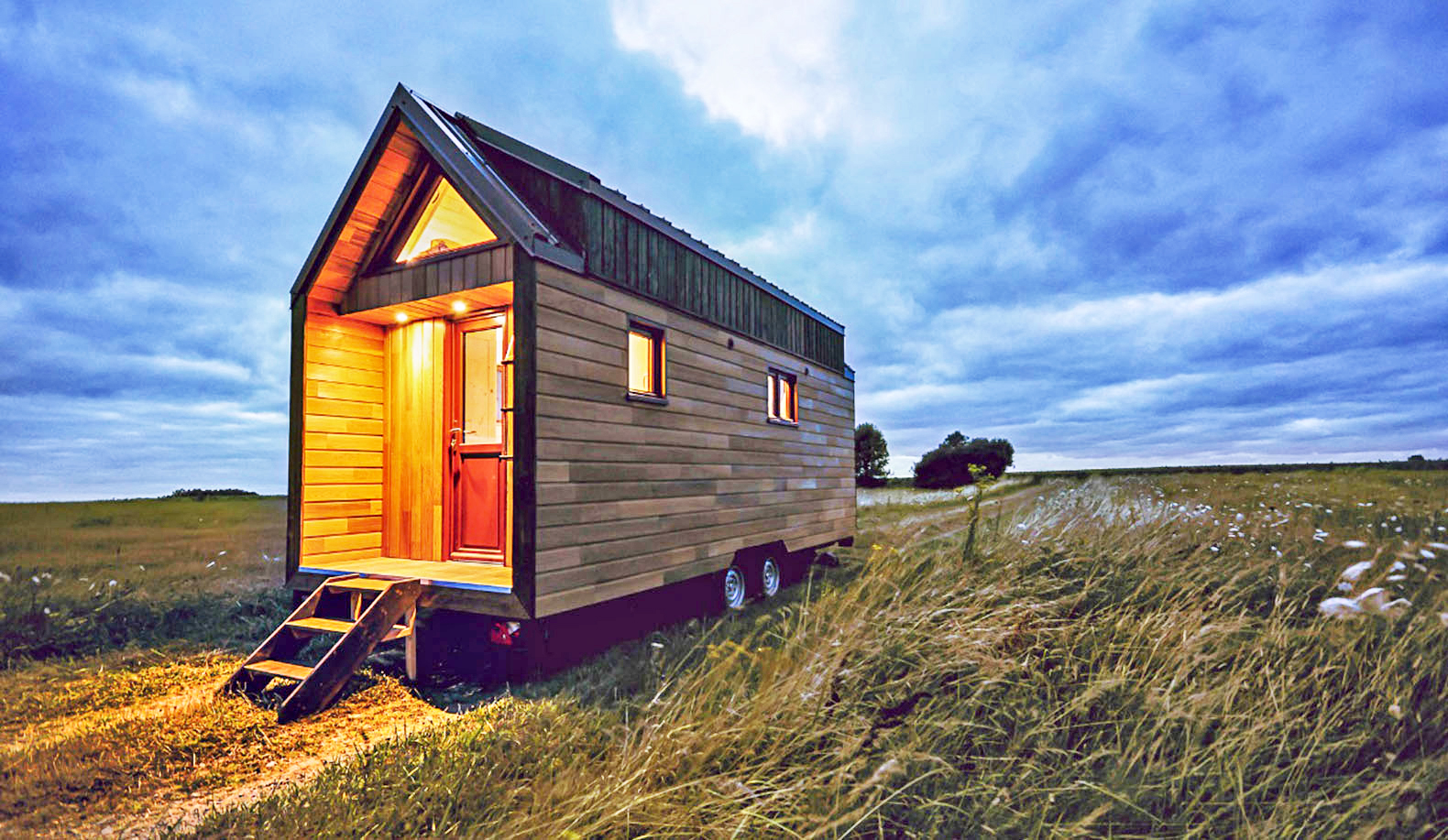 Astonishing Fully Furnished Odyssee Tiny House From France Easily Fits A Download Free Architecture Designs Sospemadebymaigaardcom