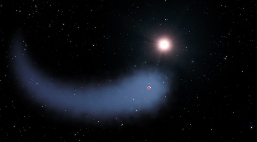 Space, outer space, solar system, universe, Neptune, astronomy, astronomers, Trans-Neptunian object, mystery object, Niku, Panoramic Survey Telescope and Rapid Response System 1 Survey, Pan-STARRS 1, Pan-STARRS, telescope, Hawaii telescope