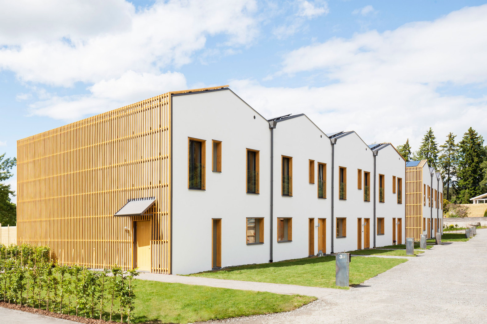 Solar Powered Swedish Homes Produce At Least As Much Energy As They Consume