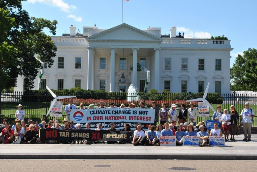 White House, federal agencies, climate change, global warming