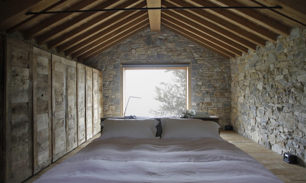 How To Use Remote Start >> Dreamy off-grid summer retreat is born from decrepit farmhouse ruins   Inhabitat - Green Design ...