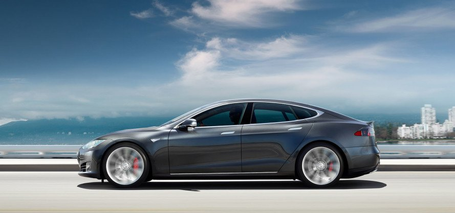 Tesla Model S August Announcement