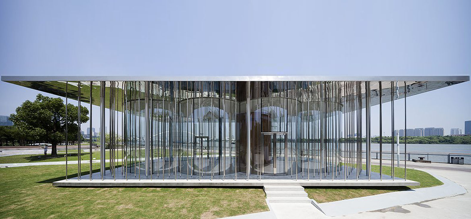 New Shanghai Pavilion By Schmidt Hammer Lassen Looks Like