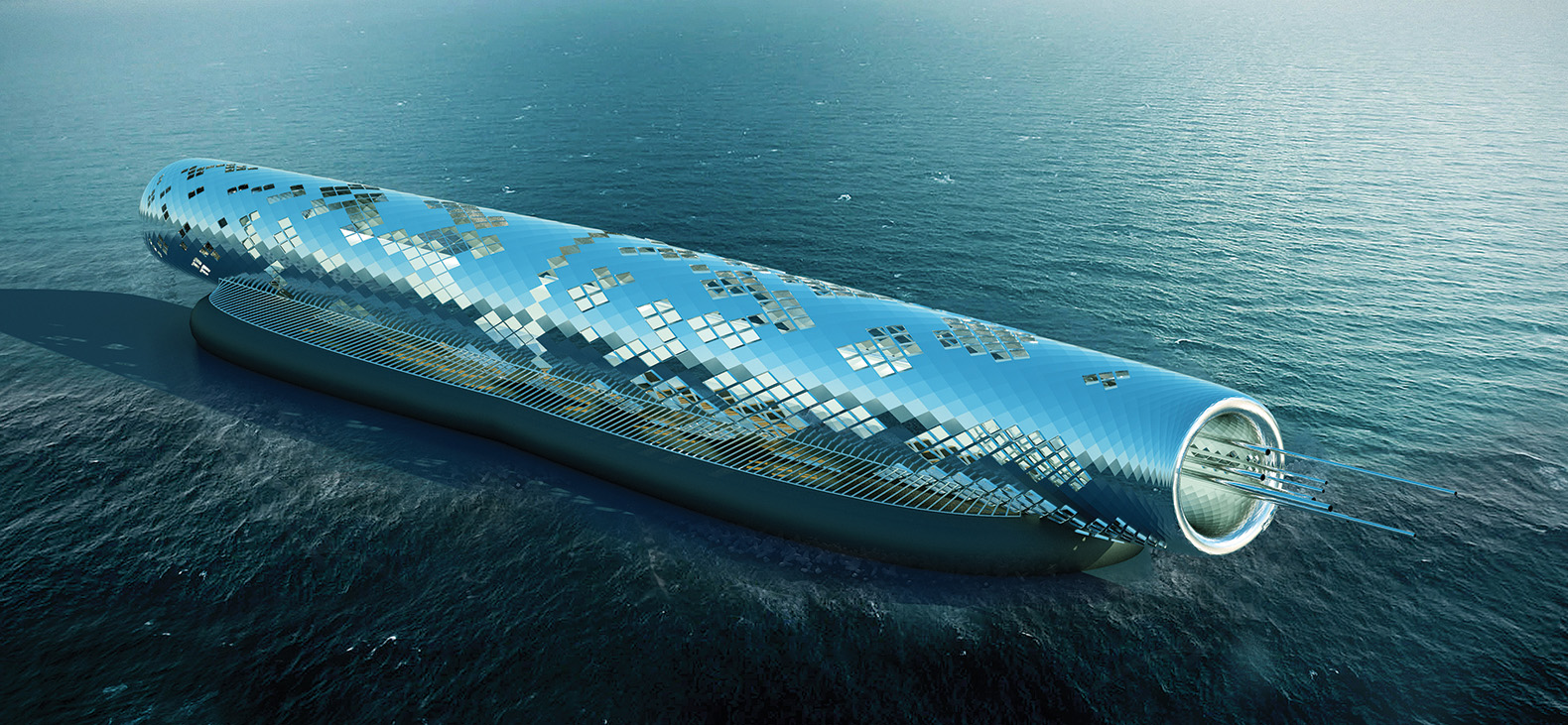 Solar-powered Pipe desalinizes 1.5 billion gallons of drinking water for California