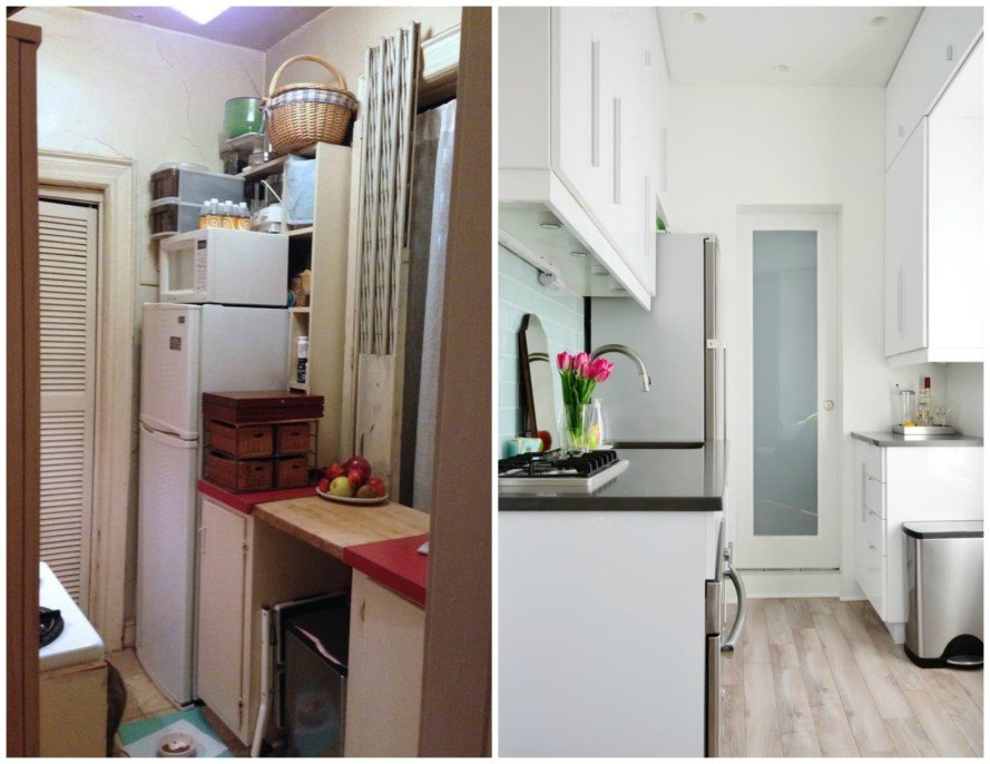 Tiny 325-square-feet apartment on the brink of collapse is