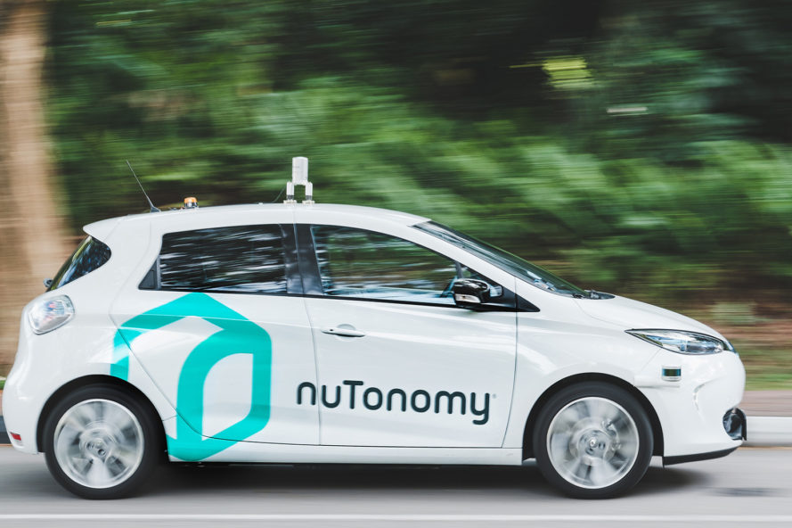 nuTonomy, world's first driverless taxis, first fleet of self-driving taxis, singapore self-driving taxis, nuTonomy autonomous taxis, driverless taxis in Singapore, hail a driverless taxi Singapore