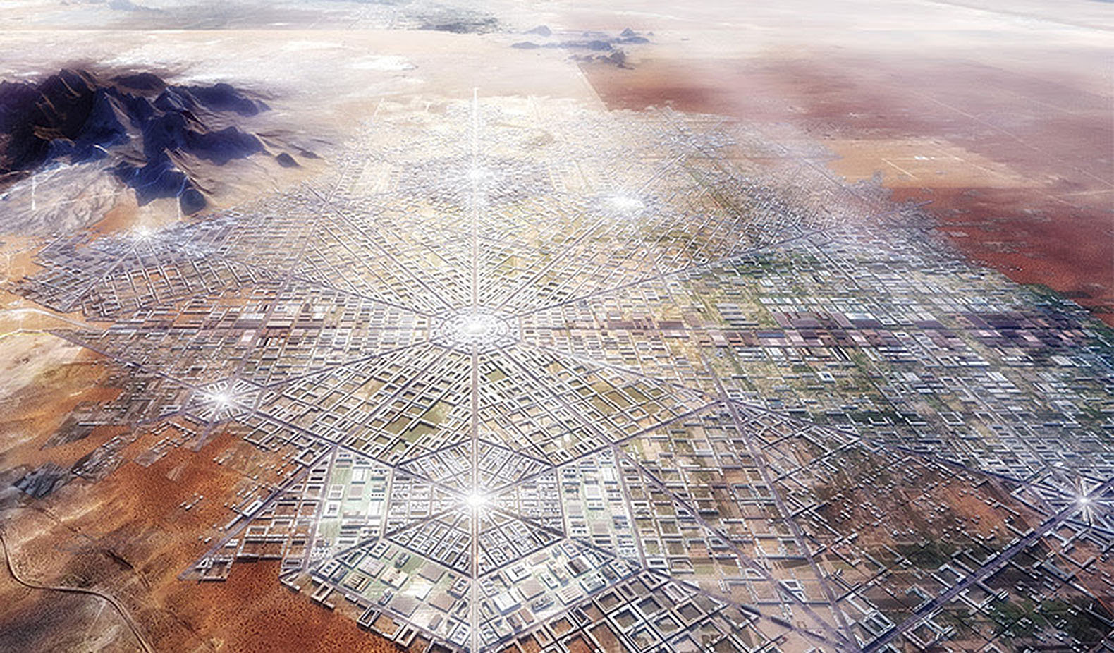 """Proposed """"border city"""" between US and Mexico solves many problems at once"""