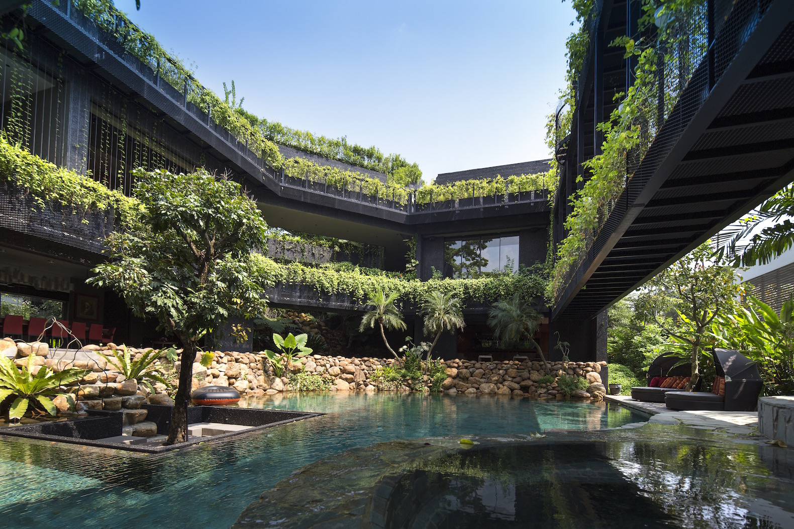 Hanging Gardens | Inhabitat - Green Design, Innovation ...
