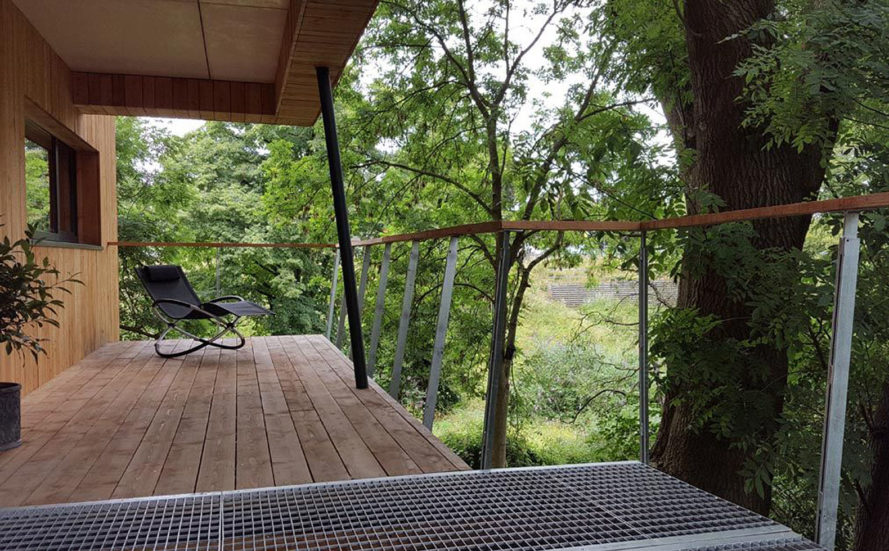 Getting Permit To Build A Treehouse