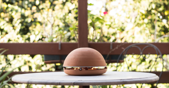 Egloo launches brilliant electricity-free heater that warms your home for just pennies a day