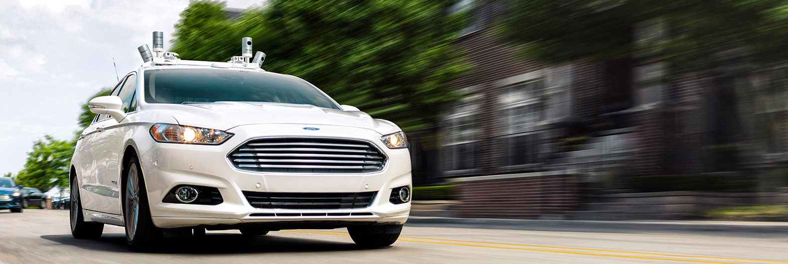 ford s self driving car will have no steering wheel gas pedal or brakes inhabitat green. Black Bedroom Furniture Sets. Home Design Ideas