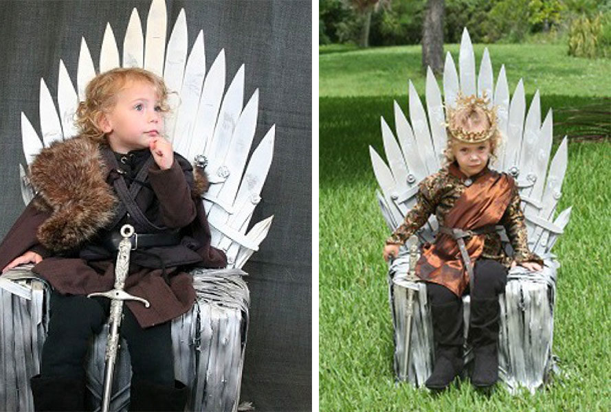 10 ingenious halloween costumes made from recycled junk inhabitat game of thrones diy halloween costume king goffrey halloween costume diy game of thrones solutioingenieria Gallery
