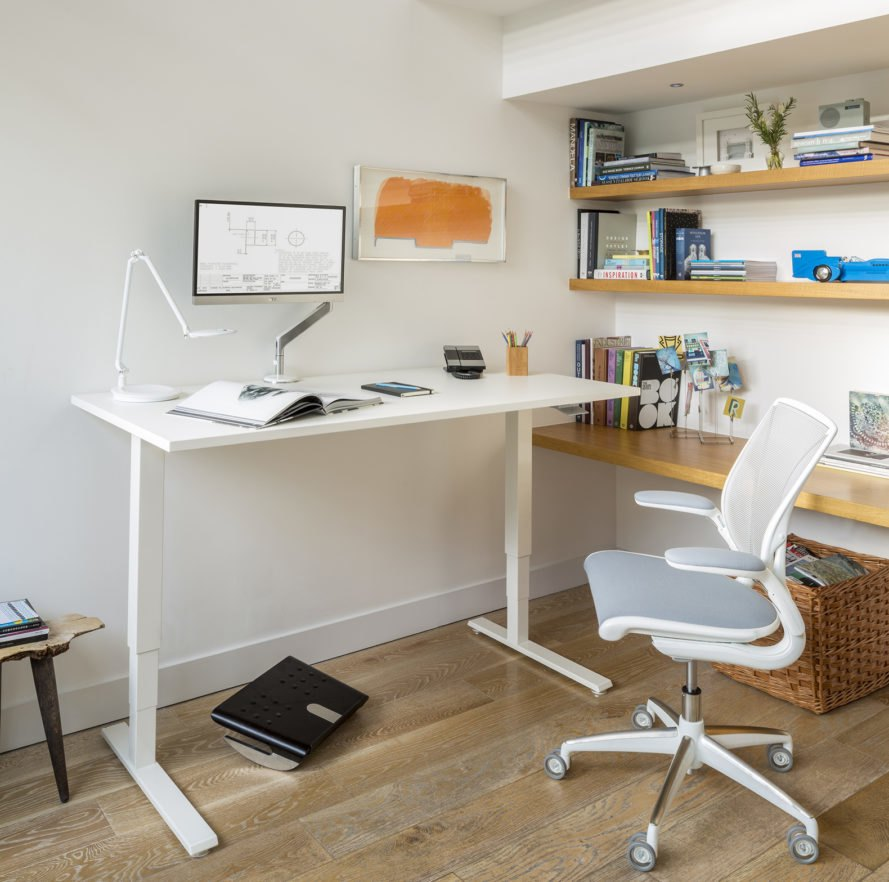 Humanscale, Living Product Challenge,  Living Product Challenge Certification, Full Living Product Challenge Certification, Diffrient Smart, Diffrient Smart Chair, Diffrient Smart by Humanscale, Float, Float table, Float by Humanscale, sustainable products, ergonomic products