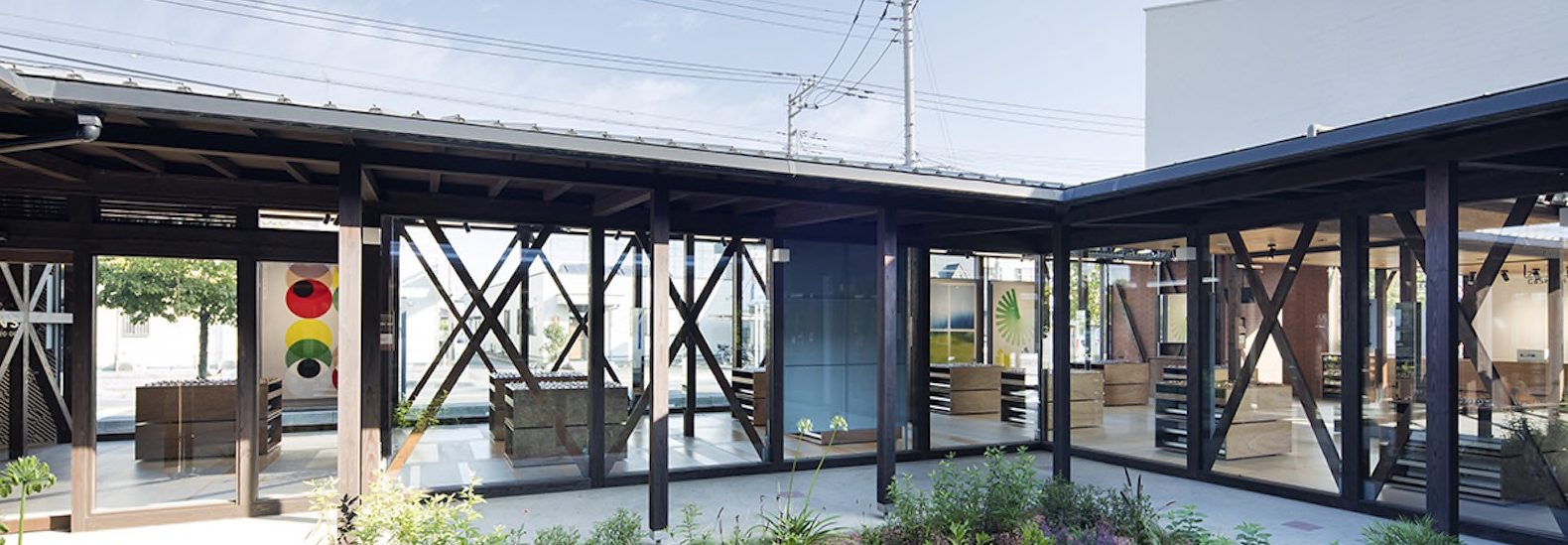 Schemata Architects Renovate A Japanese Eyewear Shop With Low E Glass
