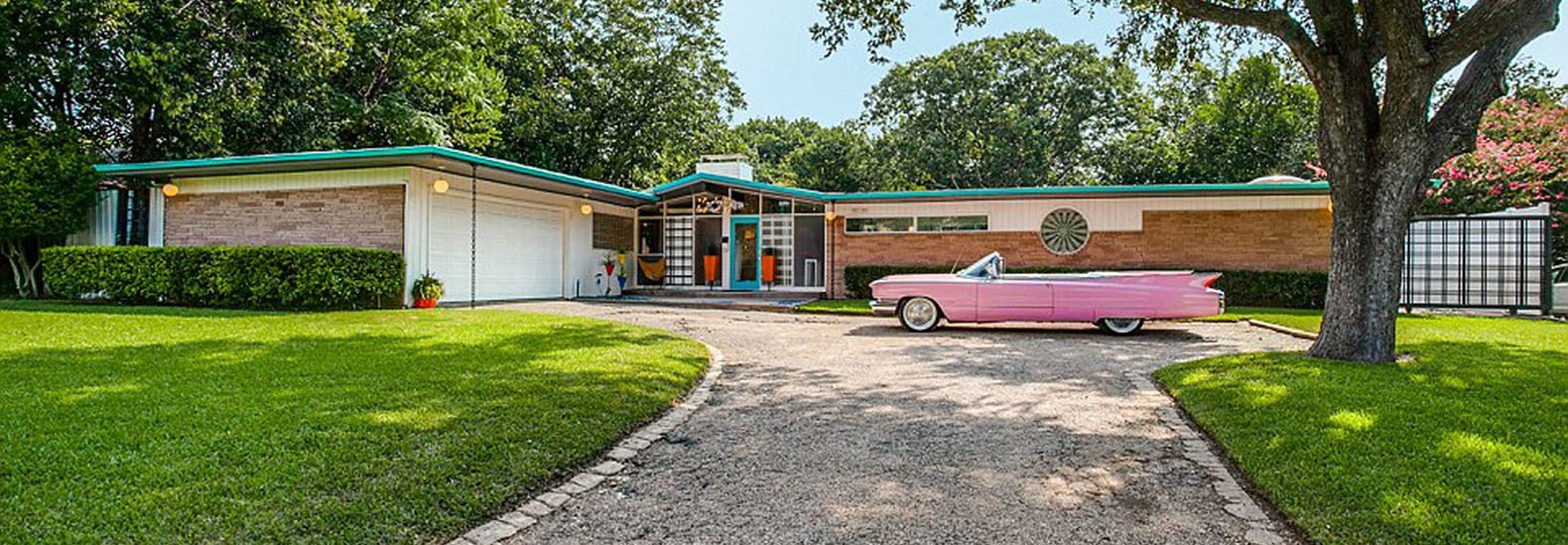 1950S House Amazing 1950S Time Capsule House In Dallas Could Be Yours