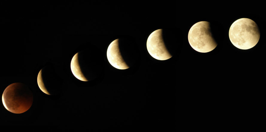 Moon, black moon, moon phases, full moon, new moon, Western Hemisphere, space, outer space