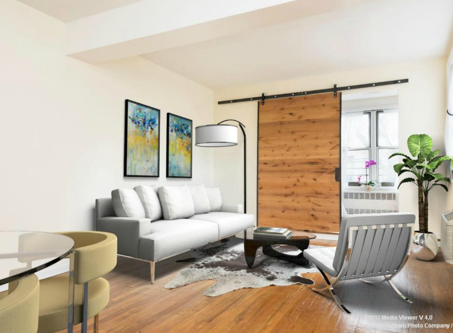 Compact but gorgeous murray hill studio is flooded with for Design apartment 50m2