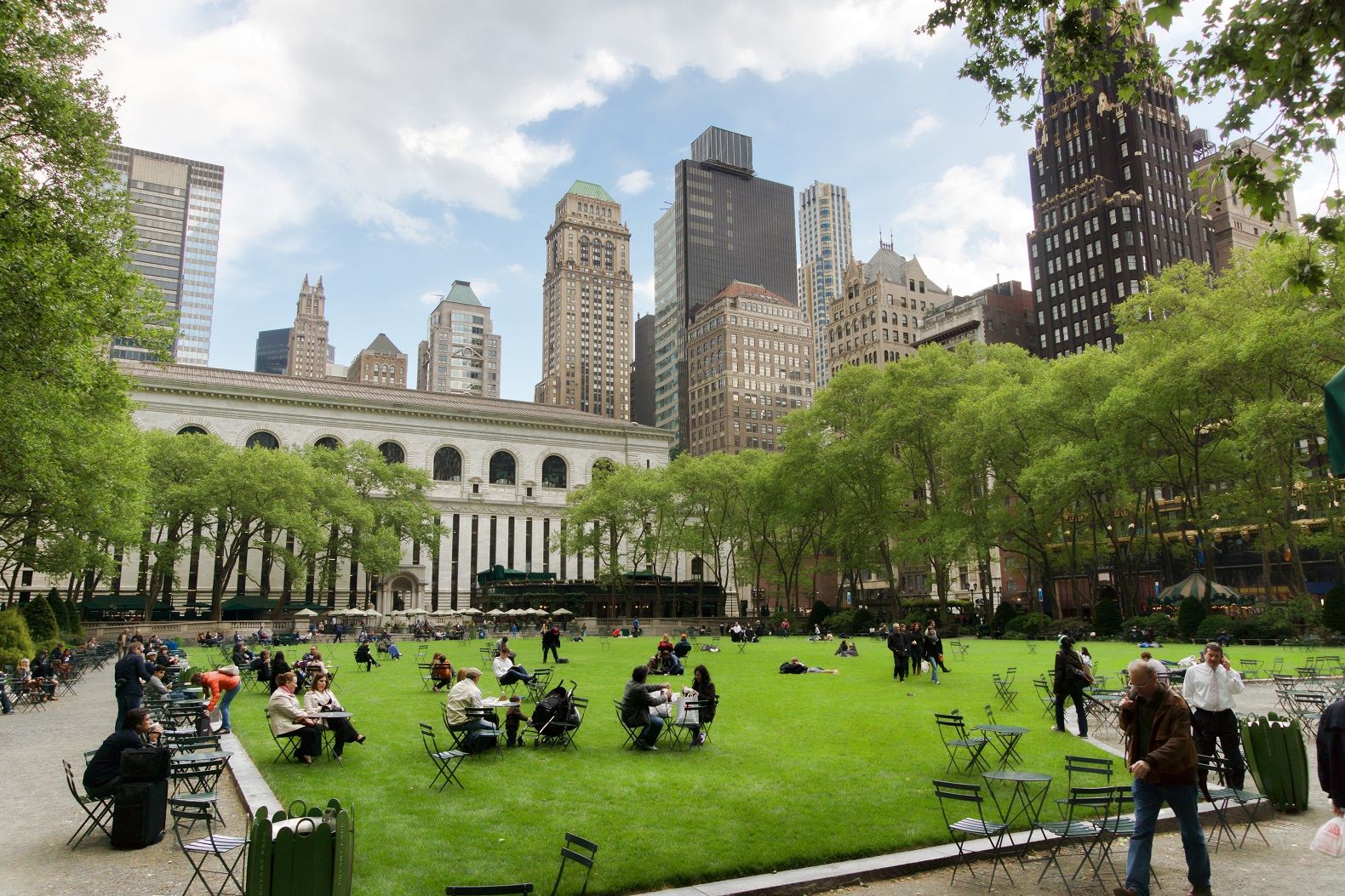 The most sustainable city in the US is...