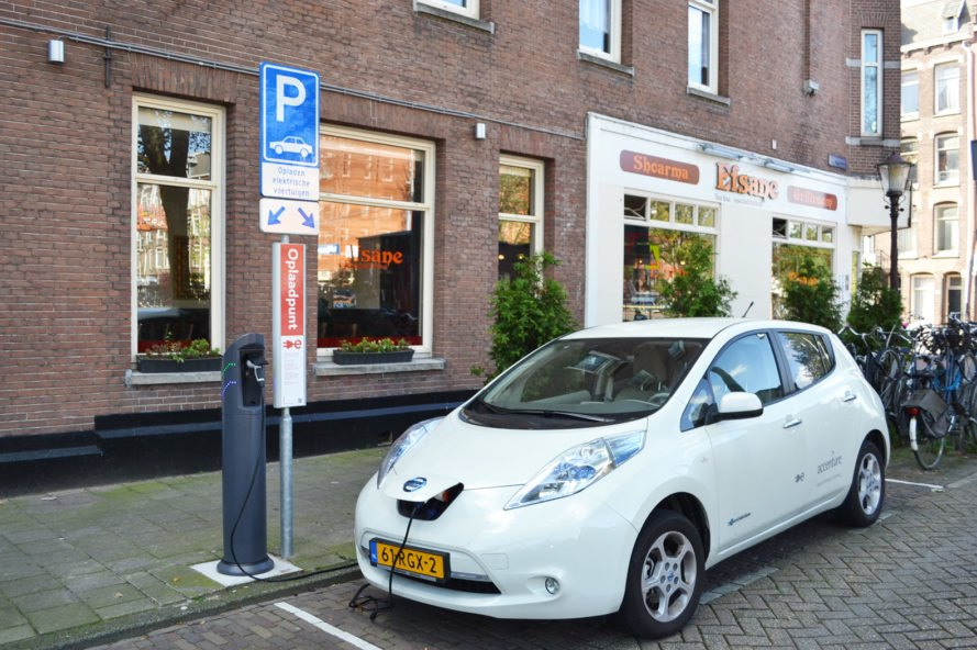 Nissan May Soon Offer A New Subcompact Electric Car Inhabitat