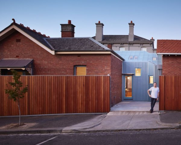 Parkville Residence, green renovation, Melbourne, Steffen Welsch Architects, green addition, green architecture, skylights, natural light, thermal performance