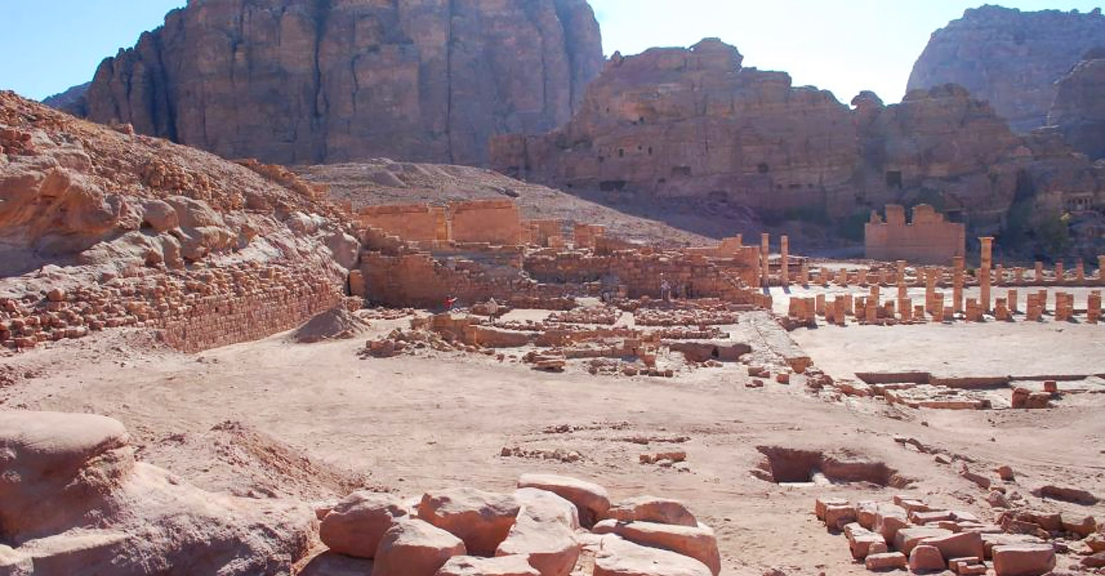 2,000-year-old forgotten irrigation system unearthed at ancient Petra gardens