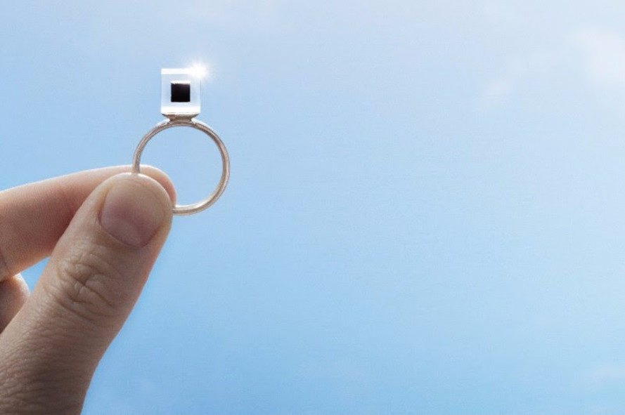 Daan Roosegaarde, smog free tower, smog free project, china, beijing, china pollution, smog free project china tour, smog free jewelry, smog ring, smog cufflinks, smog jewelry