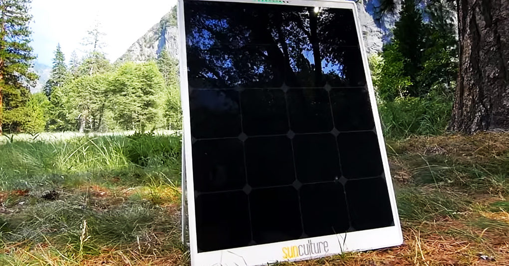 Solpad Residential Solar Panels Come With Built In Battery