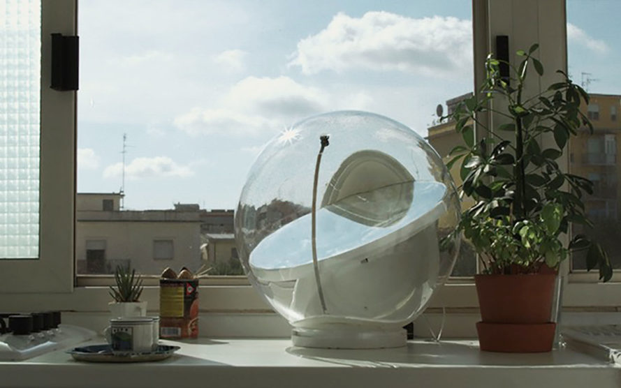 Solenica, Lucy, Lucy by Solenica, Diva Tommei, sun, sunshine, sunlight, light, solar, solar power, seasonal affective disorder, daylight, daylighting, Italian design, design, product design, heliostat, heliostats