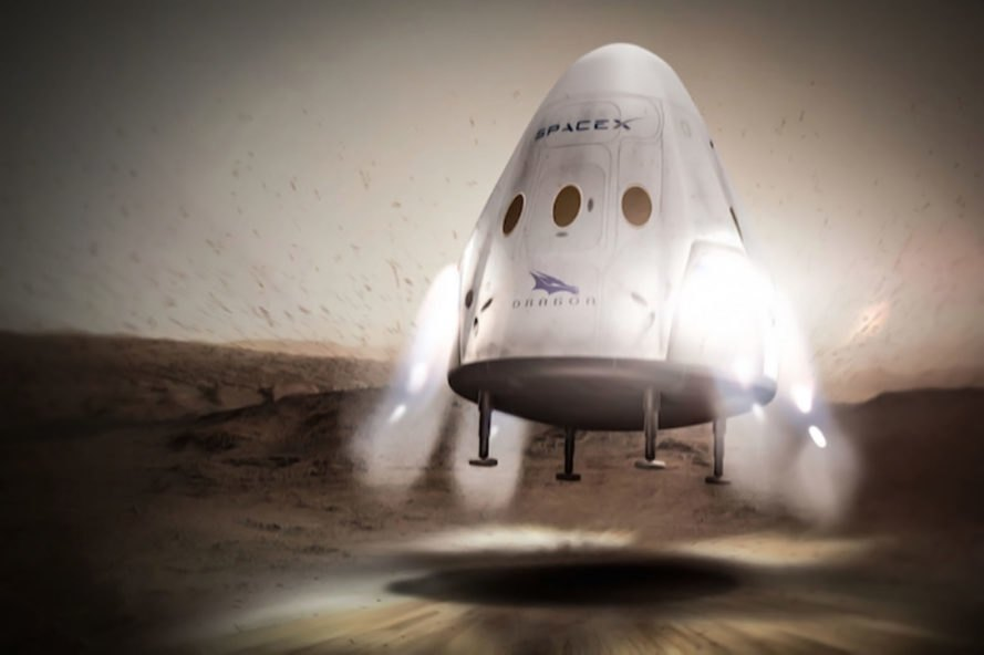 space exploration, mars, red planet, spacex, elon musk, falcon 9, spacex city on mars, colonizing mars, humans on mars, traveling to mars, International Astronautical Congress