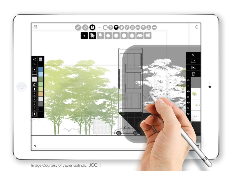Morpholio, reader submitted content, Trace app, Trace architecture app, stencils, digital stencils, digital stencil app, Trace by Morpholio, Stencil by Morpholio, architecture drawing app