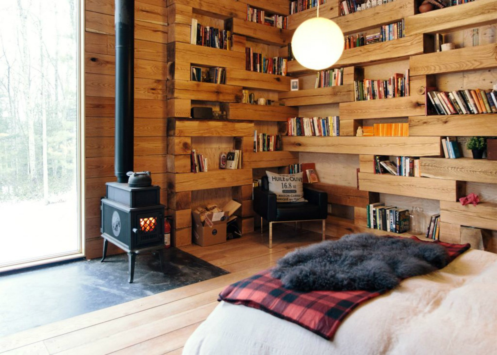 Interior Wall Material For Cabins Designs