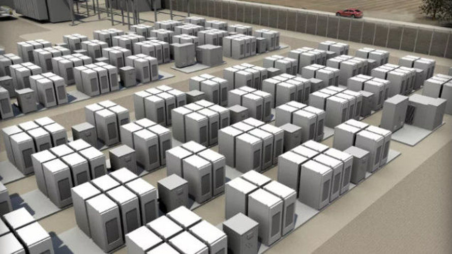 tesla, tesla powerpack, tesla battery backup, gigafactory, tesla gigafactory, los angeles backup battery, world's largest lithium ion battery backup, aliso canyon