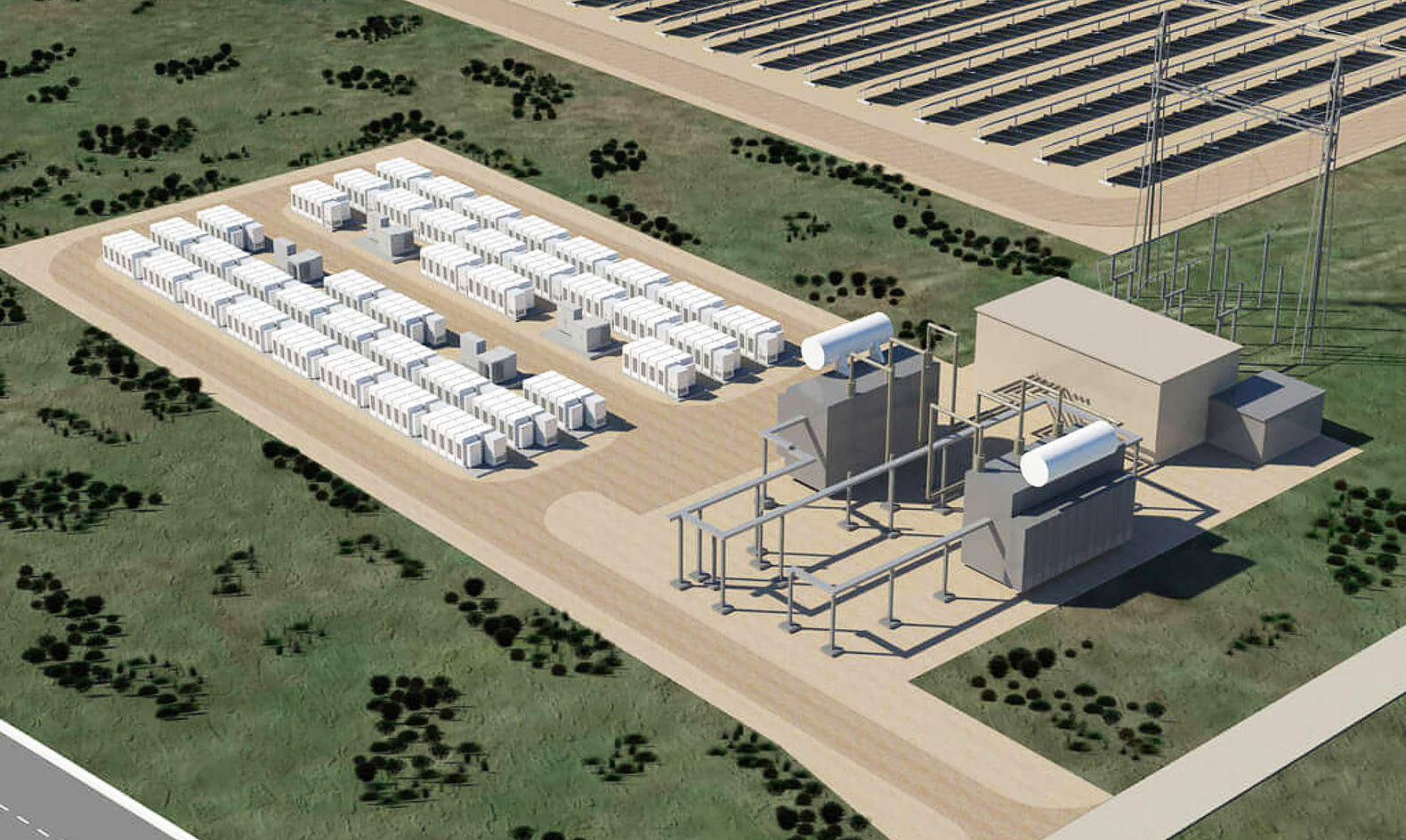 Tesla to install world's largest backup battery for the city of Los Angeles