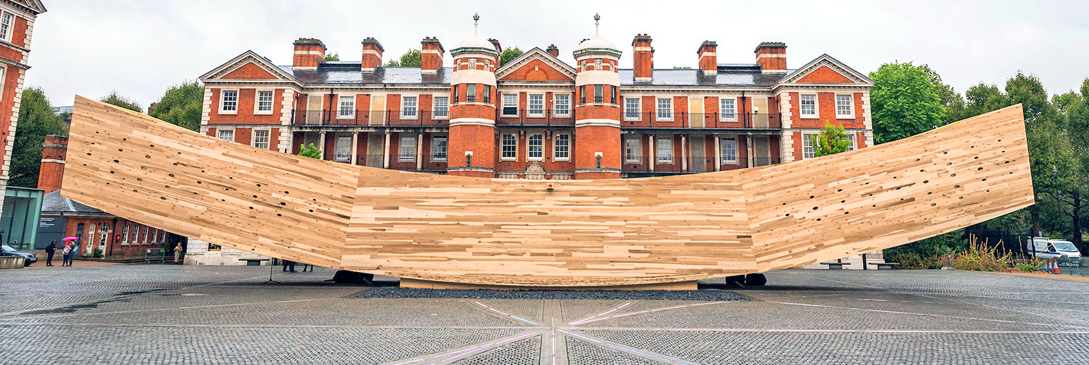 cross laminated timber Cross laminated timber technology provides highest quality construction, less waste, and more fire resistance than any other building technique.